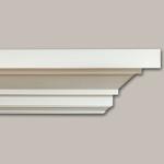 sylvan shaker style mantel