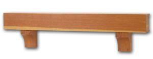 Hawthorne mantel by McCoy Millwork