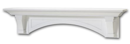 Somerset mantel by McCoy Millwork