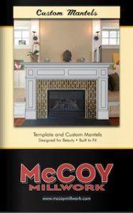 mccoy millwork fireplace mantels