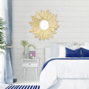 Rustic Shiplap by Metrie Complete in White